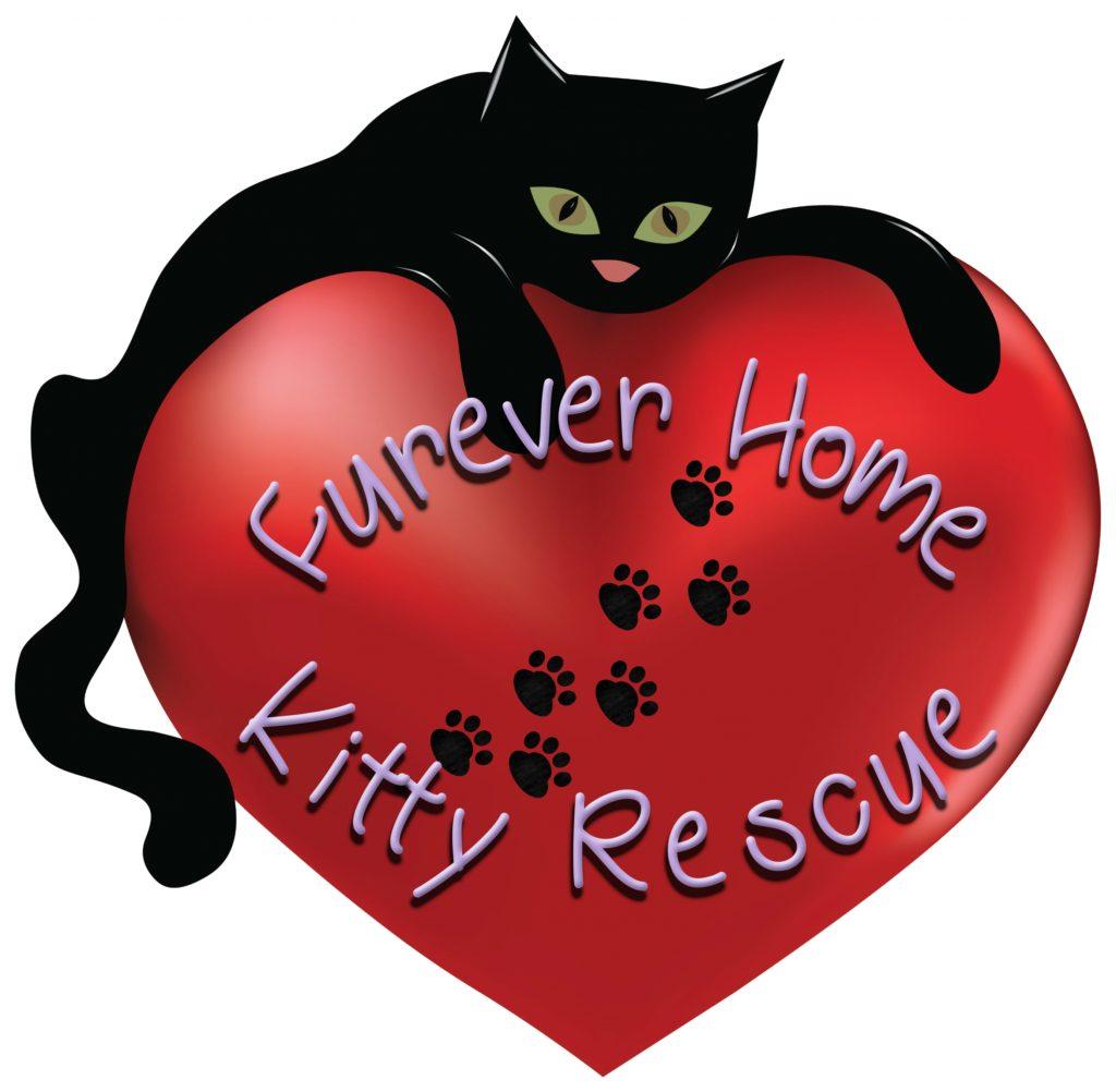 Furever Home Kitty Rescue Logo